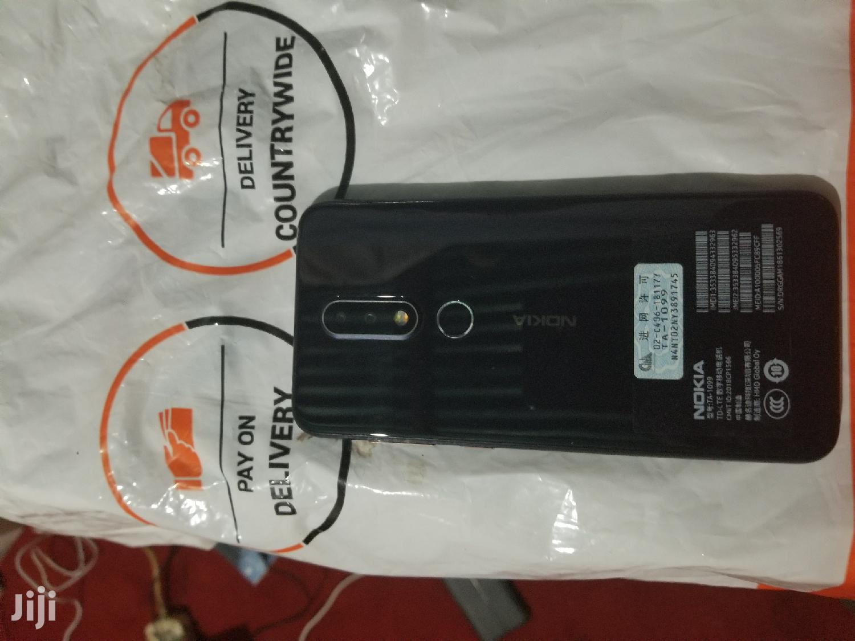 Archive: New Nokia 6.1 Plus (X6) 64 GB Black