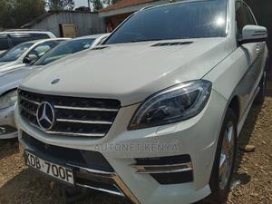 Mercedes-Benz M Class 2014 White | Cars for sale in Nairobi, Nairobi Central
