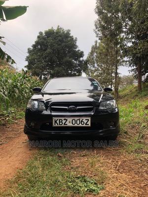 Subaru Legacy 2007 Black   Cars for sale in Nairobi, Nairobi Central