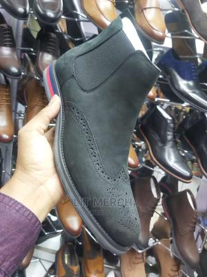 Quality Authentic Leather Suede Boots   Shoes for sale in Nairobi, Nairobi Central