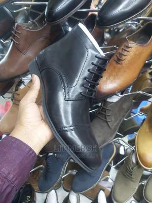 Quality Leather Suede Boots   Shoes for sale in Nairobi, Nairobi Central