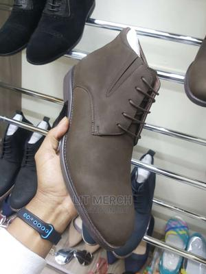 Quality Quality Leather Suede Boots   Shoes for sale in Nairobi, Nairobi Central
