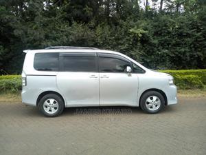 Toyota Voxy 2013 Silver | Cars for sale in Nairobi, Nairobi Central