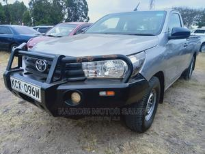 Toyota Hilux 2019 Gray   Cars for sale in Nairobi, Nairobi Central