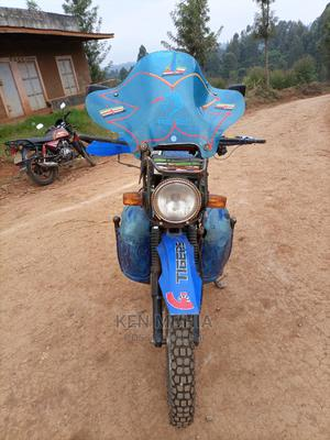 Motorcycle 2015 Blue   Motorcycles & Scooters for sale in Kiambu, Githunguri