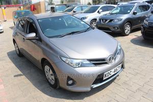 Toyota Auris 2014 Brown   Cars for sale in Nakuru, Nakuru Town East