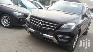 Mercedes-Benz M Class 2013 Black   Cars for sale in Mombasa, Mvita