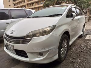 Toyota Wish 2010 White   Cars for sale in Nairobi, Nairobi Central