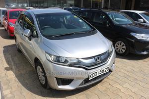 Honda Fit 2014 Silver   Cars for sale in Nakuru, Nakuru Town East