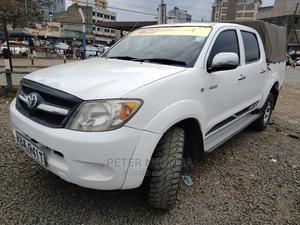 Toyota Hilux 2006 White   Cars for sale in Nairobi, Nairobi Central