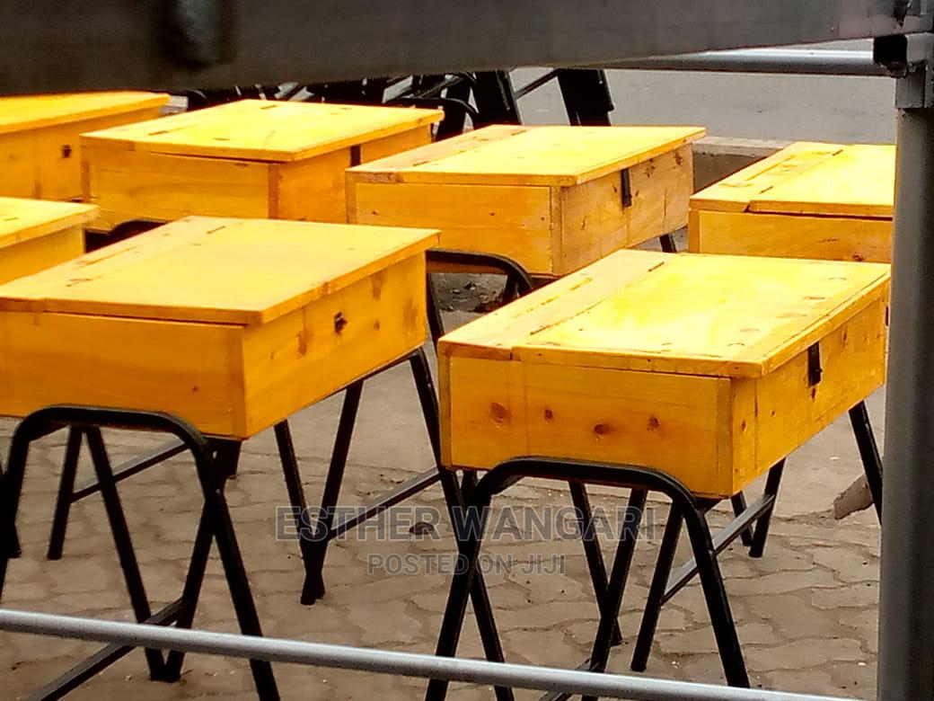 Shool Chairs And Lockers | Furniture for sale in Umoja, Nairobi, Kenya