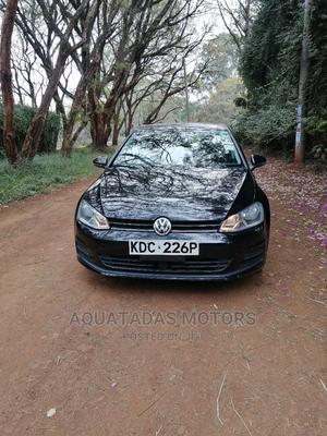 Volkswagen Golf 2014 Black | Cars for sale in Nairobi, Runda