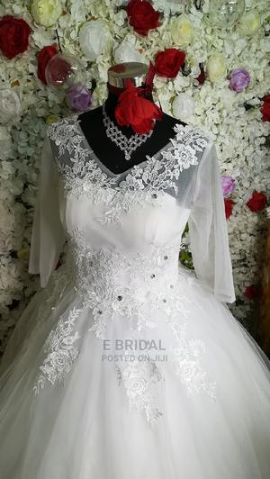 Wedding Gown With Sleeves | Wedding Wear & Accessories for sale in Nairobi, Nairobi Central