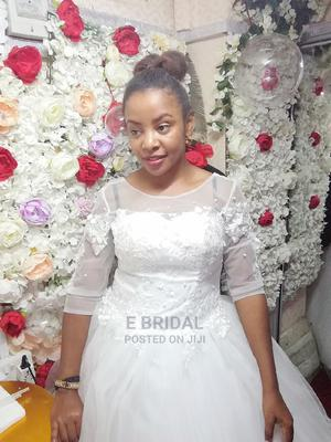 Wedding Gown With Sleeves   Wedding Wear & Accessories for sale in Nairobi, Nairobi Central