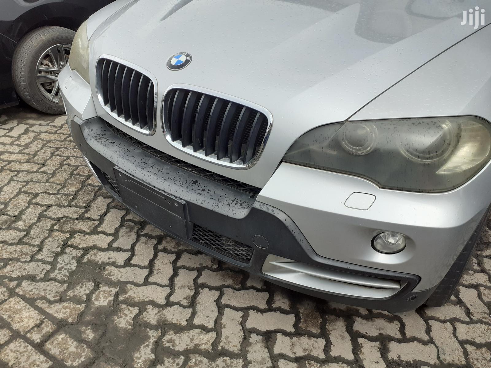 BMW X5 2012 Silver