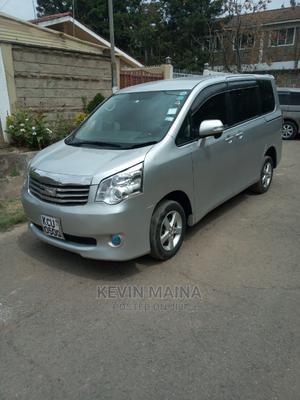 Toyota Noah 2012 Silver | Cars for sale in Nairobi, Komarock