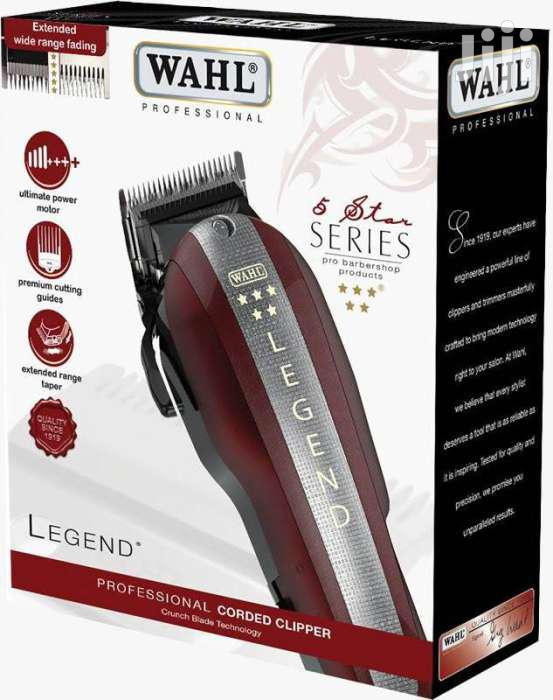 ORIGINAL WAHL 2 In1 Legends Shaving Machine