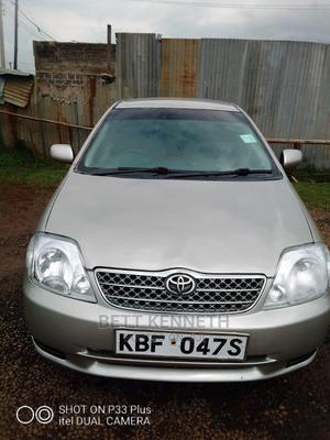 Toyota Corolla 2003 Sedan Automatic Silver | Cars for sale in Uasin Gishu, Eldoret CBD