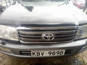 Toyota Land Cruiser Cygnus 2006 4.7 Black | Cars for sale in Nairobi, Parklands/Highridge