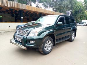Toyota Land Cruiser Prado 2004 3.0 D-4d 5dr Green | Cars for sale in Nairobi, Westlands