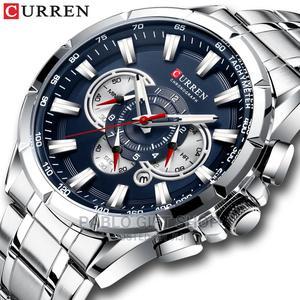 Curren M8363 Chronograph Men'S Wristwatch | Watches for sale in Nairobi, Nairobi Central