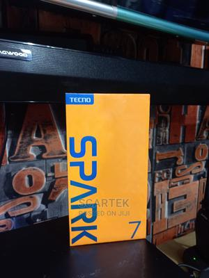 New Tecno Spark 7 32 GB Black   Mobile Phones for sale in Nairobi, Nairobi Central