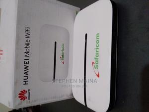 Safaricom Huawei Mobile Wifi. | Networking Products for sale in Kiambu, Juja
