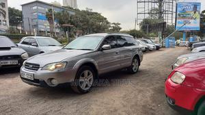 Subaru Outback 2007 2.5i Gray   Cars for sale in Nairobi, Ridgeways
