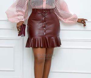 Ladies Leather Skirts   Clothing for sale in Nairobi, Ngara