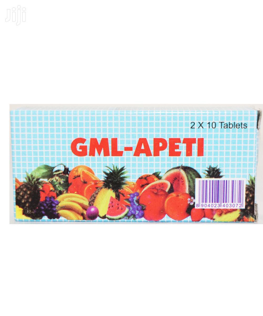 GML Apeti Capsules for Weight Gain