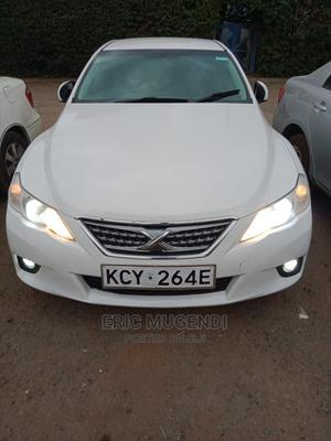 Toyota Mark X 2011 White | Cars for sale in Nairobi, Landimawe