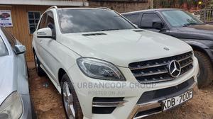 Mercedes-Benz M Class 2013 ML 350 4Matic White | Cars for sale in Nairobi, Nairobi Central