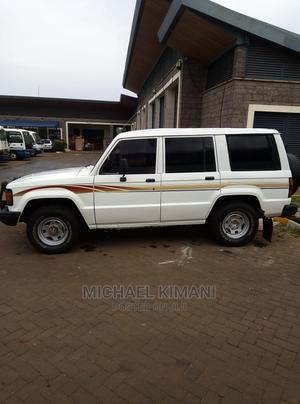 Isuzu Trooper 1989 Wagon White | Cars for sale in Nairobi, Westlands