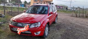 Ford Escape 2011 XLT Red | Cars for sale in Nakuru, Nakuru Town East
