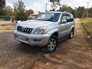 Toyota Land Cruiser Prado 2010 Silver | Cars for sale in Nairobi, Ridgeways