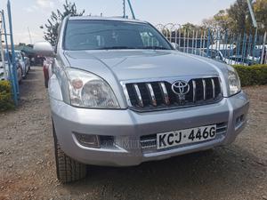 Toyota Land Cruiser Prado 2009 3.0 D-4d 5dr Silver   Cars for sale in Nairobi, Runda