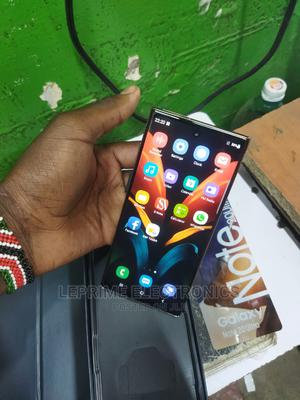 Samsung Galaxy S21 Ultra 5G 256 GB Black   Mobile Phones for sale in Nairobi, Nairobi Central