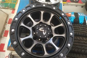 Rims SIZE (15)6 Holes (Matatu). Set   Vehicle Parts & Accessories for sale in Nairobi, Nairobi Central