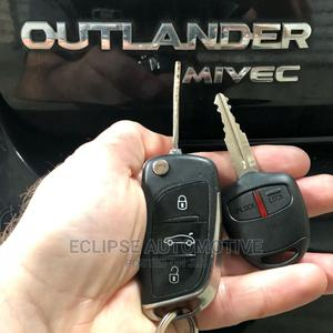 Mitsubishi Outlander Key Upgrade   Automotive Services for sale in Nairobi, Nairobi Central