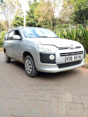 Toyota Succeed 2014 Silver   Cars for sale in Nairobi, Muthaiga