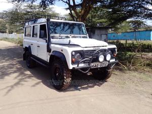 Land Rover Defender 1998 White | Cars for sale in Kajiado, Ngong