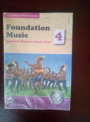 JKF Foundation Music Grade 4   Books & Games for sale in Nairobi, Dagoretti