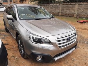 Subaru Outback 2016 Gold | Cars for sale in Nairobi, Kileleshwa