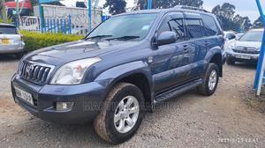 Toyota Land Cruiser Prado 2006 3.0 D-4d 5dr Gray   Cars for sale in Nairobi, Muthaiga