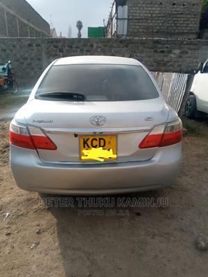 Toyota Premio 2008 Silver   Cars for sale in Nairobi, Kahawa West