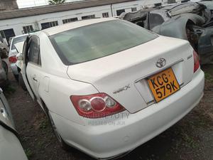 Toyota Mark X 2010 White | Cars for sale in Nairobi, Landimawe