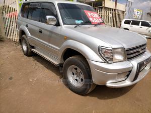 Toyota Land Cruiser Prado 2002 Silver | Cars for sale in Kiambu, Ruiru