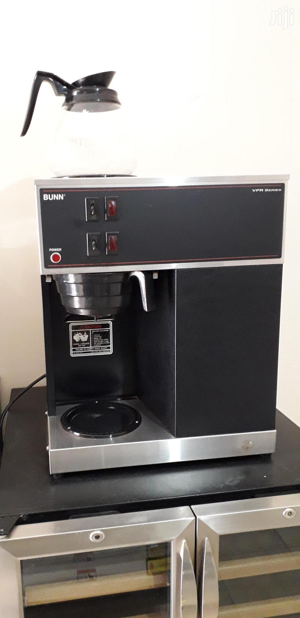Bunn Industrial 2 Burners Coffee Maker