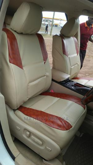 Cream and Brown Car Seat Covers   Vehicle Parts & Accessories for sale in Nairobi, Utawala