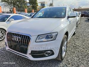 Audi Q5 2014 White | Cars for sale in Nairobi, Karen